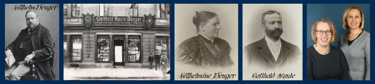 Tradition seit 1844: Das Wäschegeschäft Maute Benger in Stuttgart